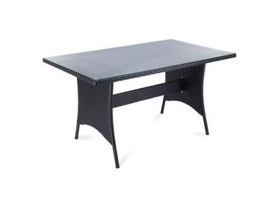 FDZN 6005-PR Polyratanový stôl FIELDMANN
