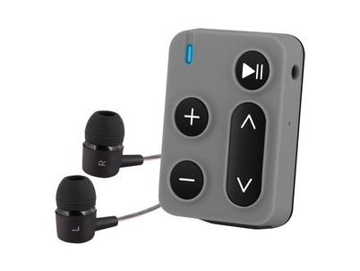 SFP 3608 GR MP3 prehrávač 8GB SENCOR