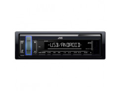 KD-X161 autorádio s USB/MP3 JVC