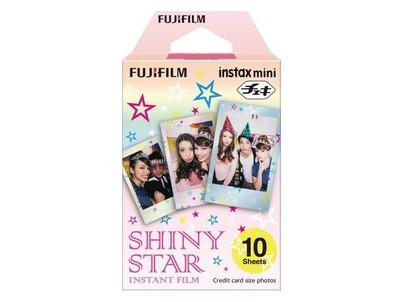 COLORFILM INSTAX mini 10ks-STAR FUJIFILM