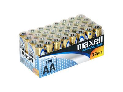 LR6 32S AA Power Alk MAXELL