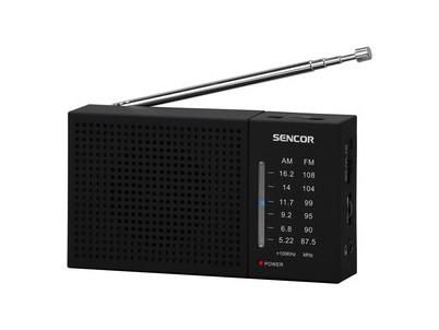 SRD 1800 FM/AM Rádioprijímač SENCOR