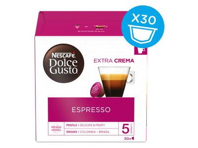 DOLCE GUSTO Espresso 30 Cap NESCAFÉ