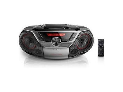 AZ700T rádio s CD/MP3/USB PHILIPS