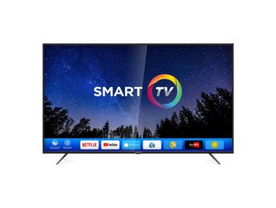 SLE 65US600TCSB UHD SMART TV SENCOR