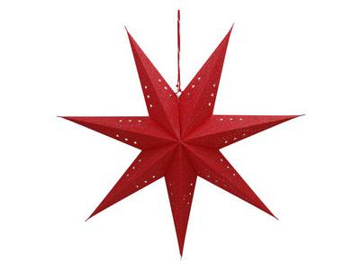 RXL 362 hviezda červená 10LED WW RETLUX