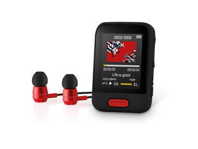 SFP 7716 BK 16GB MP3/MP4 PLAYER SENCOR