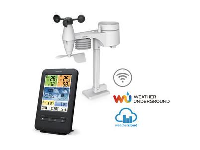 SWS 9898 WiFi meteostanica prof. SENCOR