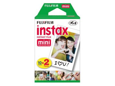 INSTAX MINI film 10ksx2pack FUJIFILM