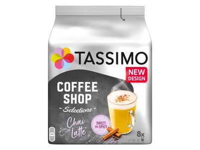 Chai latte 188g TASSIMO