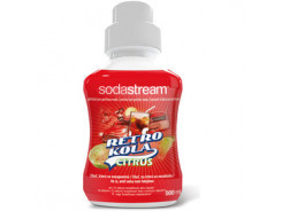 Sirup RETRO KOLA-CITRUS 500 ml SODASTREA