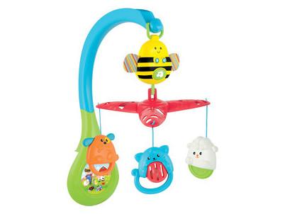 BBT 5020 hrací kolotoč Bee BUDDY TOYS