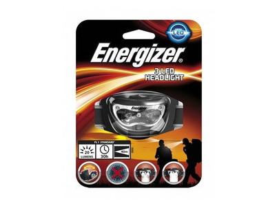 Headlight 3LED 3AAA svietidlo ENERGIZER