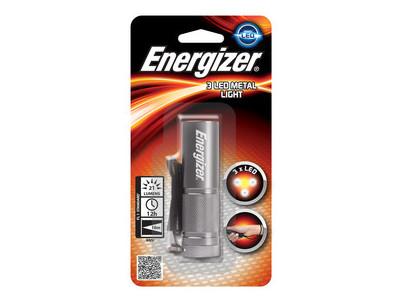 Metal 3AAA svietidlo ENERGIZER