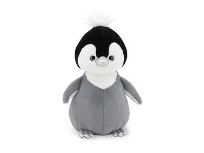 Fluffy tučniak sivý malý ORANGE TOYS