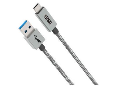 YCU 311 GY kábel USB A 3.1 / C 1m YENKEE