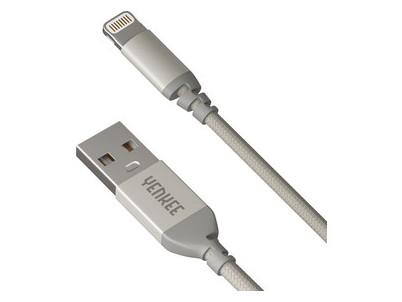 YCU 611 SR USB / lightning 1m YENKEE