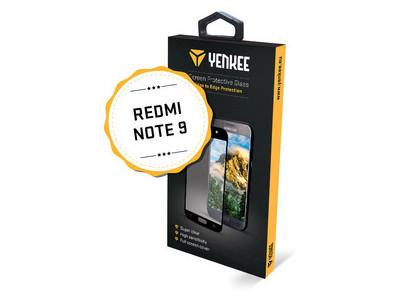 YPG ETE37 ochr. sklo Redmi Note 9 YENKEE