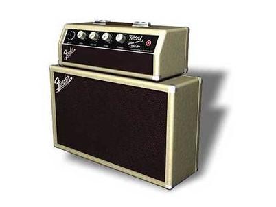 023-4808-000 Mini Tone Master Amp FENDER