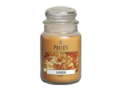 Veľká sviečka Jantár Prices