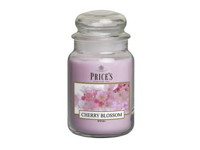 Veľká sviečka Čerešňový kvet Prices