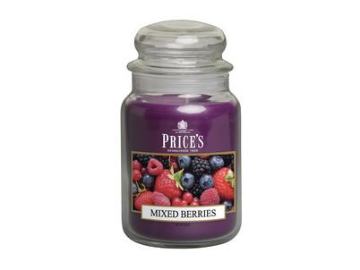 Veľká sviečka ovocný mix Prices