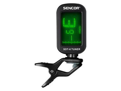 SDT-6 klipová ladička SENCOR