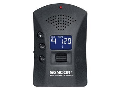SDM-100 digitálny metronóm SENCOR
