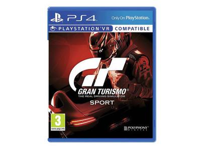 Gran Turismo Sport hra PS4 HITS