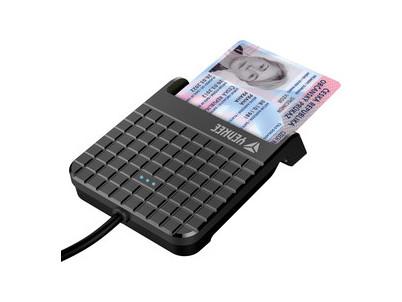 YCR 101 USB čítačka čipových kar. YENKEE