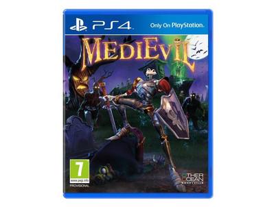 MediEvil hra PS4
