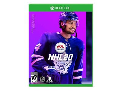 NHL 20 hra XONE EA