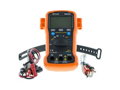 RDM 5001 Digitálny multimeter RETLUX
