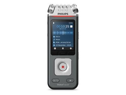 DVT6110 diktafón 8GB PHILIPS