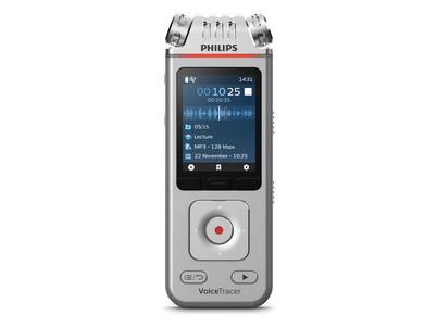 DVT4110 diktafón 8GB PHILIPS