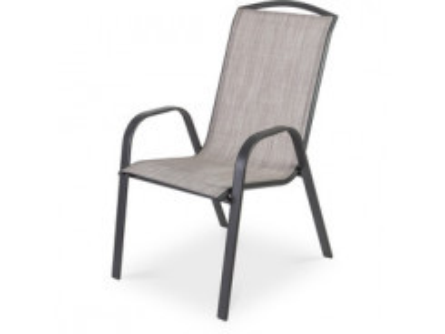 FDZN 5112 Záhradná stolička FIELDMANN