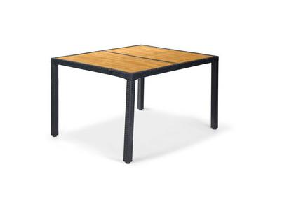 FDZN 6030-PR Polyratanový stol FIELDMANN