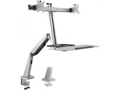 SOS 3100 SIT-STAND prac. stanica STELL