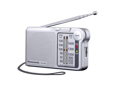 RF-P150DEG-S prenosné rádio PANASONIC