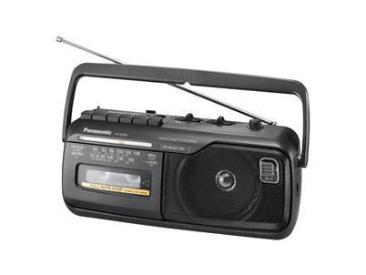 RX-M40DE-K prenosné rádio s CD PANASONIC