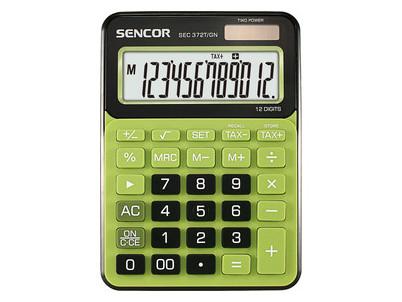 SEC 372T/GN zelená SENCOR