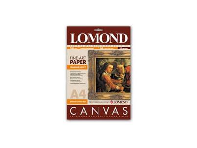 LOM Fine ART Paper Canvas 10xA4 0908411