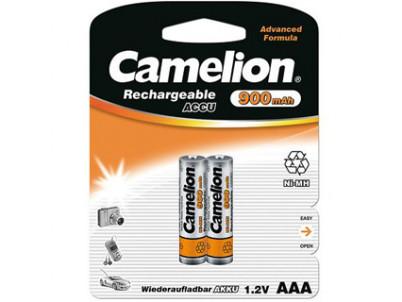 CAMELION Batérie nabíjateľné AAA 2ks NI-MH 900mAh