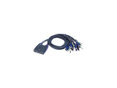 ATEN CS-64US-AT KVM prepínač pre 4PC/VGA/USB