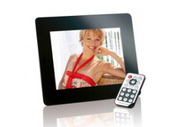 """LCD PHOTO FRAME -- Intenso 8"""" Mediadirector"""