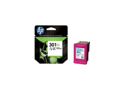 HP Cartridge CH564EE COLOR 301XL