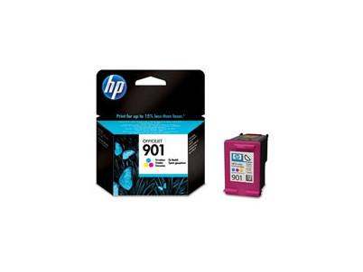 HP Cartridge CC656AE COLOR 901