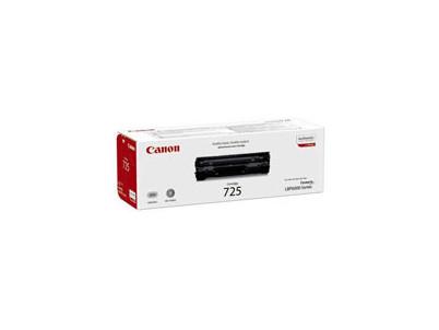CANON Toner CRG-725Bk BLACK