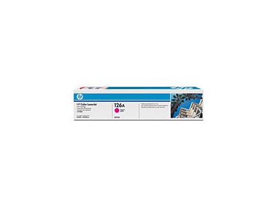 HP Toner  CE313A Magenta HP126A