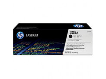 HP Toner  CE410A black HP305A
